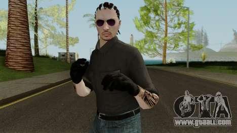 GTA Online Random Skin 2 for GTA San Andreas