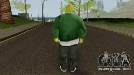 Shrek GSF for GTA San Andreas third screenshot