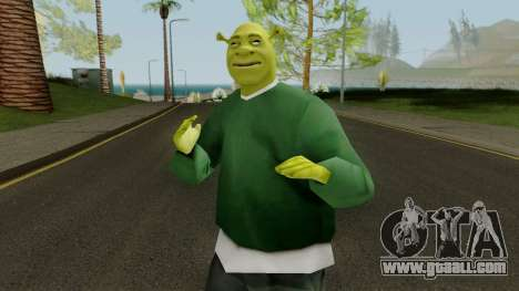 Shrek GSF for GTA San Andreas