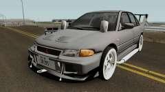 Mitsubishi Lancer Evolution III Deuce for GTA San Andreas