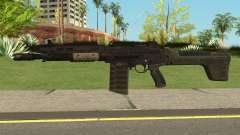 XMLAR Assault Rifle for GTA San Andreas