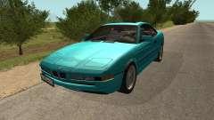 BMW 850i E31 Shark for GTA San Andreas