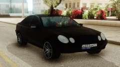 Mercedes-Benz w211 for GTA San Andreas