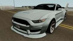 Ford Mustang Widebody MK.VI (S550) 2015 for GTA San Andreas