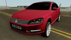 Volkswagen Passat B7 2014 for GTA San Andreas