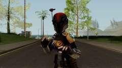 Star Wars Rebels Sabine Wren for GTA San Andreas