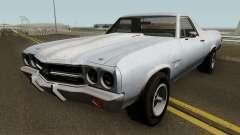 Chevrolet El Camino SS - MQ 1970 for GTA San Andreas