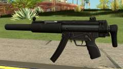 MP5-SD CS:GO for GTA San Andreas