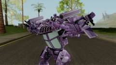 Transformers 2007 Shockwave for GTA San Andreas