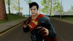 Superman from DC Unchained v2 for GTA San Andreas