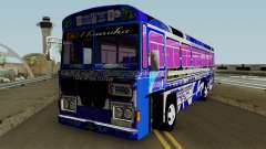 SL Bus Panadura for GTA San Andreas