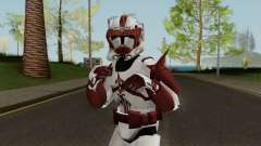 Star Wars Clone Commander Fox for GTA San Andreas