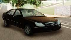 Mercedes-Benz S400 W220 for GTA San Andreas