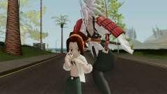 Yoh Asakura and Amidamaru for GTA San Andreas