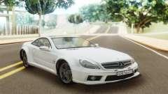 Mercedes-Benz SL65 Coupe for GTA San Andreas
