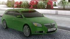Opel Insignia Green for GTA San Andreas