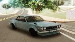 Nissan Skyline 2000