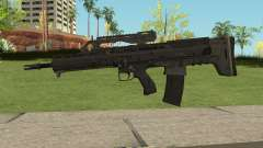 Call of Duty MWR: BOS-14 for GTA San Andreas