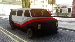 GMC Van for GTA San Andreas