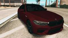 BMW M5 F90 First Edition for GTA San Andreas