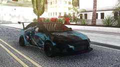 Mitsubishi Lancer X Tuned for GTA San Andreas