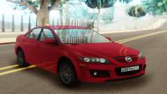 2008 Mazda 6 MPS for GTA San Andreas