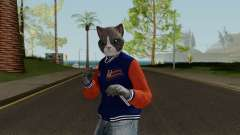 GTA Online Random Skin 7 Lonedigger Cat for GTA San Andreas