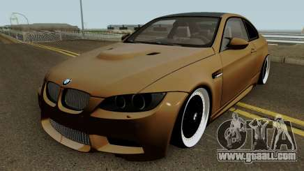 BMW M3 E92 2010 for GTA San Andreas