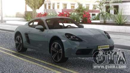 Porsche 718 for GTA San Andreas