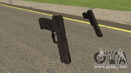 USP Match for GTA San Andreas