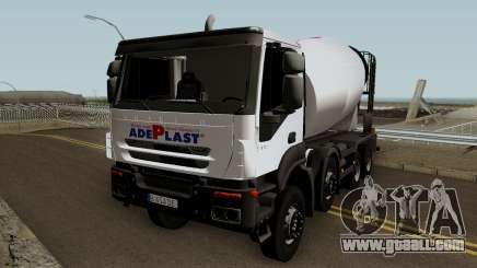 Iveco Trakker - Adeplast Cement for GTA San Andreas
