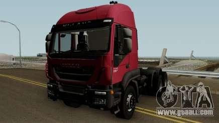 Iveco Trakker Cab High 6x4 for GTA San Andreas