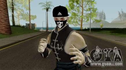 GTA Online Random Skin 1 (Bmycr) for GTA San Andreas