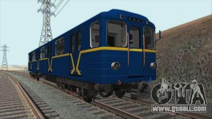 EMA-502к 2000 for GTA San Andreas