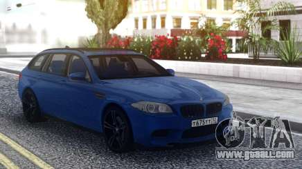 BMW M5 F11 Travaler for GTA San Andreas