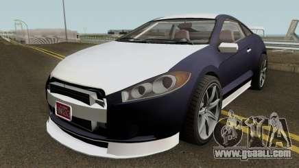 Maibatsu Penumbra (r2) GTA V for GTA San Andreas