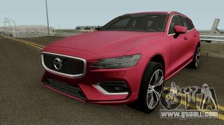 Volvo V60 for GTA San Andreas