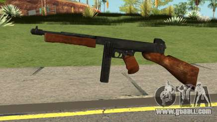 Thompson M1A1 Fallout Style for GTA San Andreas