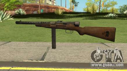 Beretta M38A SMG for GTA San Andreas