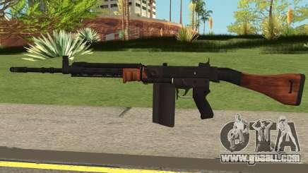 SIG SG-510 for GTA San Andreas