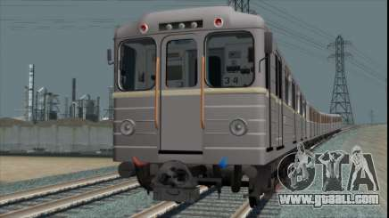 EMA-502 99км for GTA San Andreas