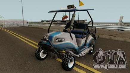 Fortnite Golf Car for GTA San Andreas