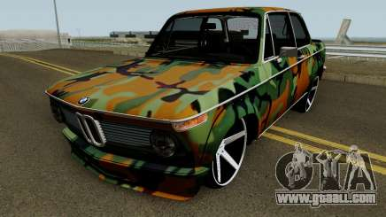 BMW 2002 SsSnake for GTA San Andreas