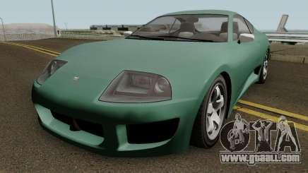 Dinka Jester Classic GTA V HQ for GTA San Andreas