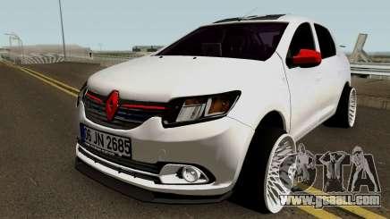 Renault Symbol Mey Garage Construction for GTA San Andreas