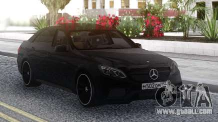 Mercedes-Benz E-Class E63 AMG S 4-Matic for GTA San Andreas