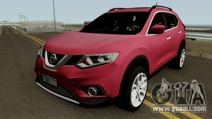 Nissan X-Trail 2014 for GTA San Andreas