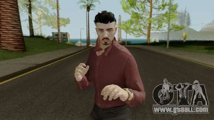 GTA Online Skin 3 Ballas1 for GTA San Andreas
