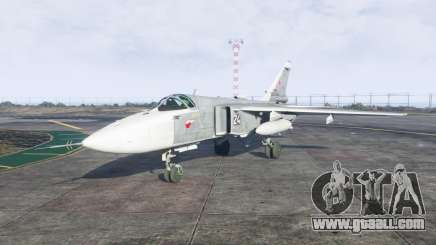 Su 24M [add-on] for GTA 5