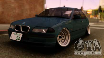 BMW 3-er E46 Sedan for GTA San Andreas